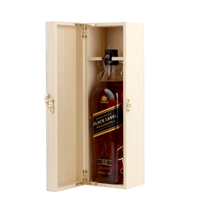 Johnnie Walker Black corporate gift set