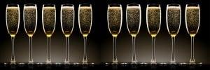 Personalised wedding wines