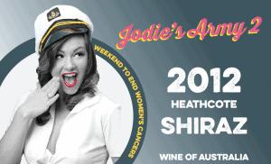 Jodie's Army 2 Wine Fundraiser