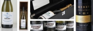 Corporate Wine Gift New Clients