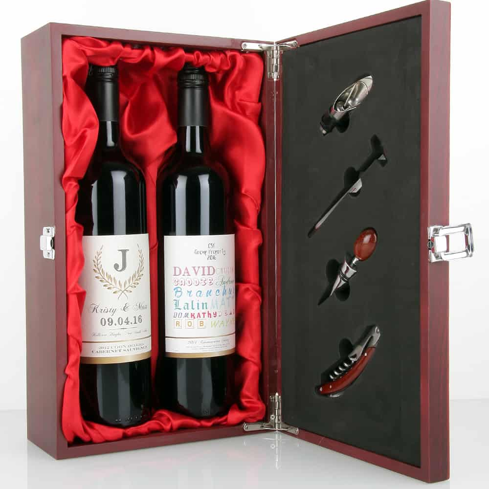 ... Wine Gift Box Incl Accessories. Jarrah ... & Jarrah 2x Bottle Premium Wine Gift Box Incl Accessories - Oak Room ... Aboutintivar.Com