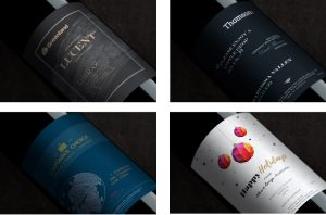 Wine Label Design - Oak Room Wines