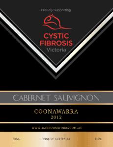 Cystic Fibrosis Wine Fundraiser