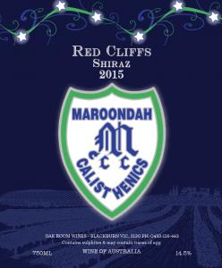 Maroondah Calisthenics Club - Wine Fundraiser