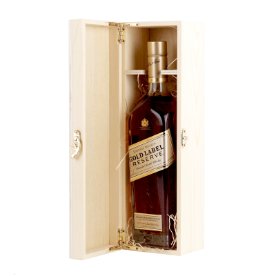 Johnnie Walker Gold Premium Gift Set