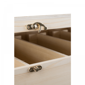 6 Bottle Timber Wine Gift Box