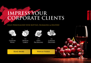 Corporate Wine Gifts in Australia