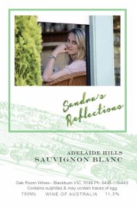 Sandras Reflection Sauvignon Blanc