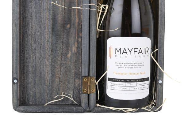 Burnt Ash Single Wine Magnetic Gift Box_Oak Room WinesIMG_2491