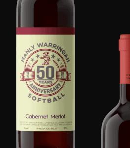 Manly Warringah Softball Association Wine Fundraiser