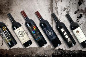 Custom Wine Label Samples - Oak Room Wines