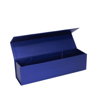 Blue Premium Single Wine Gift Box2