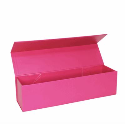 Hot Pink Premium Single Wine Gift Box2